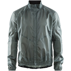 Craft Mist Rain Jacket Herren gravity/black